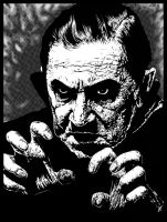 Bela Lugosi by Alex-Cooper