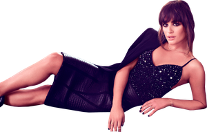 Lea Michele PNG 2 by VelvetHorse