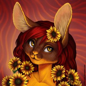 Sunflowers by Artist-LaiNa