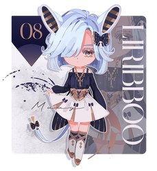 Liribboo #08 Auction [CLOSED] by Muagg