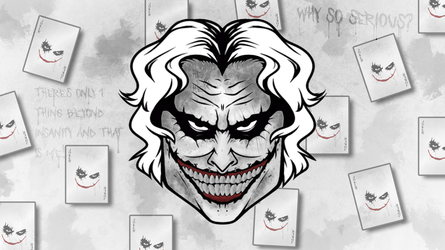 WHY SOOO SERIOUS? by AlwaysScared
