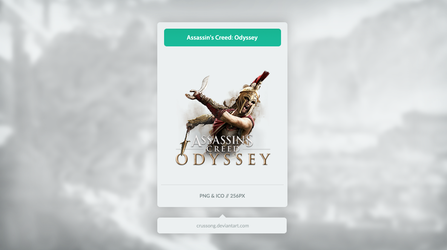 Assassin's Creed: Odyssey - Icon by Crussong
