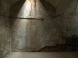 Eastern State Penitentiary 15 by Dracoart-Stock
