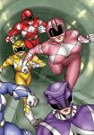 Power Rangers2 by AceKomiks