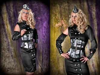 Madame Soldier II by Miss-SelfDestructive