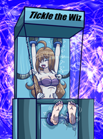 Commission- Wiz tickle tortured by Tera-Soul