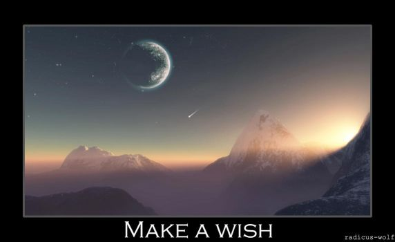 Make a wish by radicus-wolf