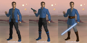 Jason Anders (Star Wars) by MarioFanProductions
