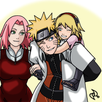 The hokage family by omar-sin