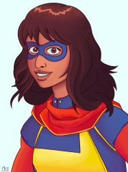 Ms. Marvel by Malleys