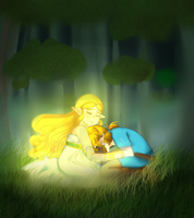 ZeLink Week: Awakening by TeLinkfan1