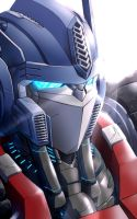 [IDW]The Optimus Prime by Mr-SO