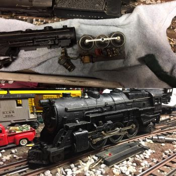 Before and After by Engine97