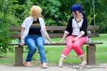 Miraculous Ladybug | Adrienette | IX by Wings-chan