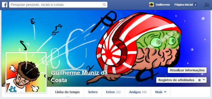 FB Cover - 01 by GuilherMCosta