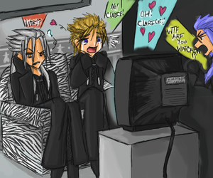KH2 - Organization TV Scene by Thoradnir