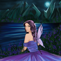 Midnight Fairy by MissBuffySpears