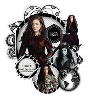 Pack Png 1446 // Lorde. by ExoticPngs
