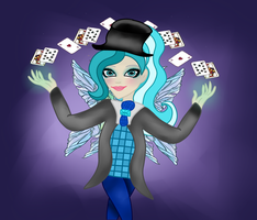 Maybelle Thorn The Magician by JanelleMeap