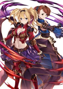 Beatrix and Zeta by A3wp
