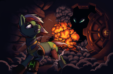 Fallout for Quake Smol by LigerStorm