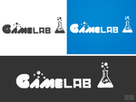 GameLab logotype by Gelbaxa