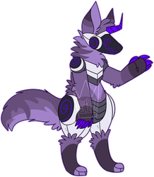 Olympus the Protogen by jaspering