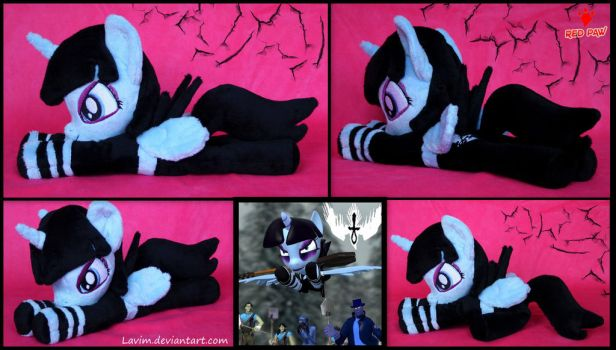 My Little Pony - Drowned Brutalight - Plush by Lavim