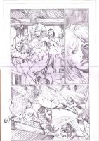 red sonja page test3 by amorimcomicart