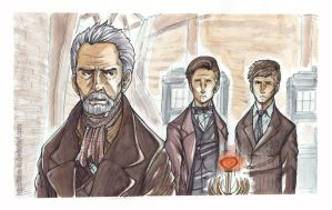 The day of the Doctor by Isara-La