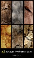 x6 grunge textures by ILoveKnives
