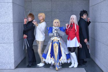 Fate Zero by skypegasus