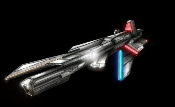 Cape Coral Class Cruiser by Darkrelams1