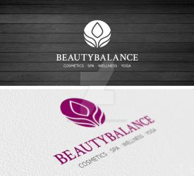 DOA Beautybalance Logo Template by design-on-arrival