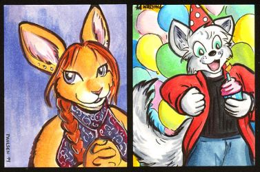 Badge samples for 2014 by chrispco