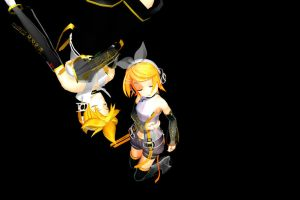 Len and Rin: Append by JuliaDS