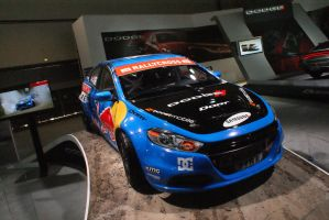 Dodge dart rally cross by JoshuaCordova