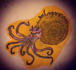 Can't expect a demigod to beat a Cephalopod.. by snugglesthedinosaur