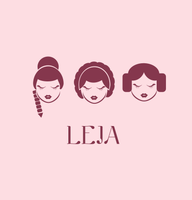 Leia Logo by DianaGyms