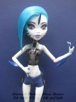 Ajia Mano - Monster High OC by stormfaerie