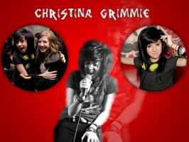 Christina Grimmie Wallpaper by Dunsterjr