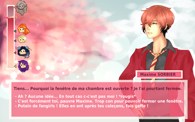[SS]- Otome Game. by Asame-T