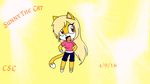 Sunny (REDESIGN) by ClassicSonicChick