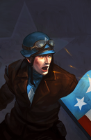 Captain America by 2013
