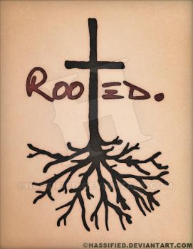 Rooted Cross Tree by hassified