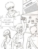 PM Audition Story P1 by PleasantDoom