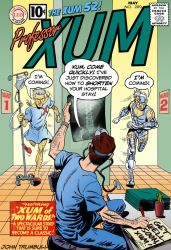 LIID 289: Get Well, Xum! by johntrumbull
