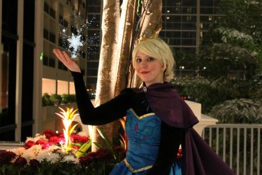 Let It Go! by MishaCosplay