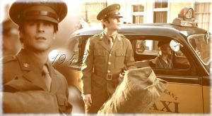 Damon Salvatore  1942 by letydb