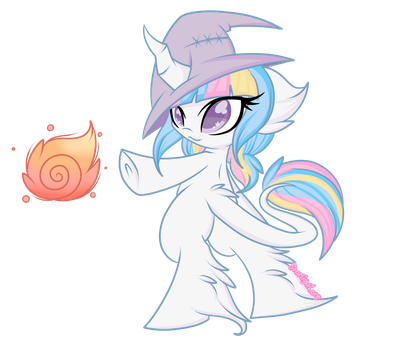 Bringing the firepower!~ by StarlightLore